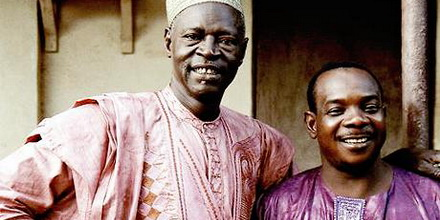 Ali Farka Touré and Toumani Diabaté