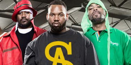 Method Man, Ghostface and Raekwon
