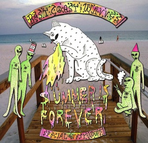 Wavves, Best Coast and No Joy - Summer Is Forever